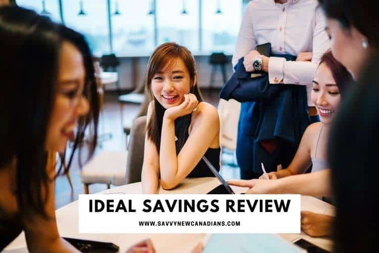 Ideal Savings Review