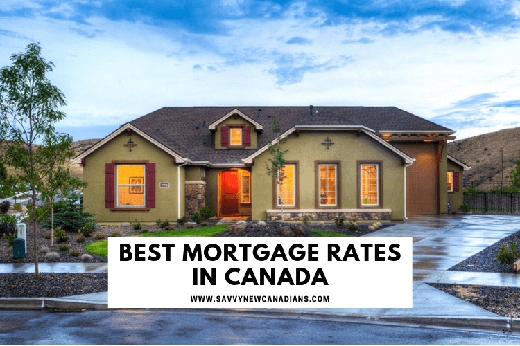 best mortgage rates canada