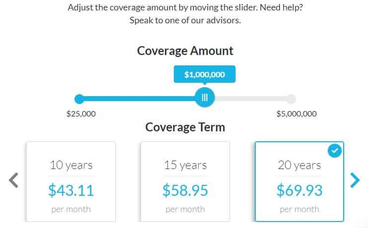 PolicyAdvisor Life Insurance Quotes