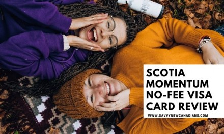 Scotia Momentum No-Fee Visa Card