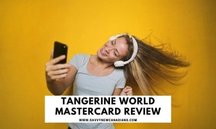 Tangerine World Mastercard Review