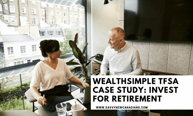 A Wealthsimple TFSA Case Study: How To Invest For Retirement Using a Robo-Advisor