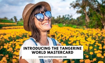 Introducing The New Tangerine World Mastercard