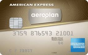 American Express Aeroplan Plus Gold Card