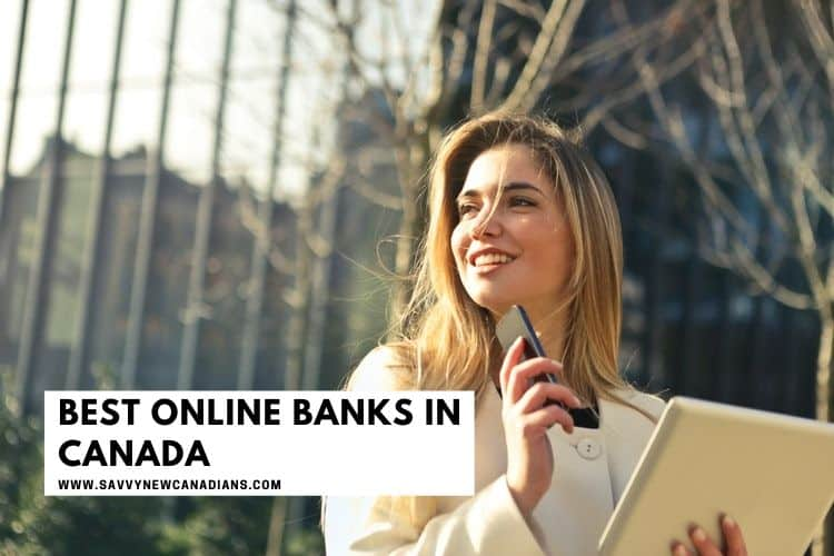 Best Online Banks in Canada..