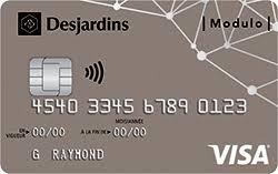 Desjardins Modulo card