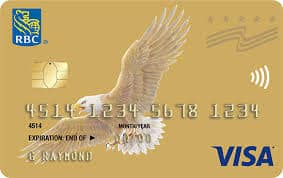 RBC US Dollar Visa Gold