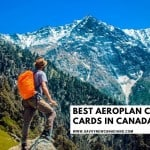 best aeroplan credit cards in canada