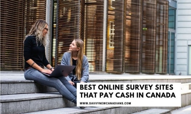 Best Online Survey Sites That Pay Cash in Canada