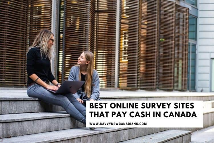 best online survey sites in Canada