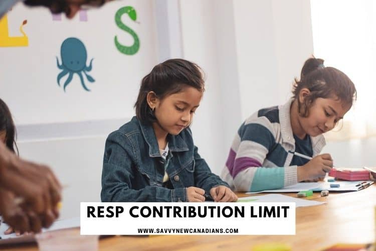 RESP Contribution Limit in Canada