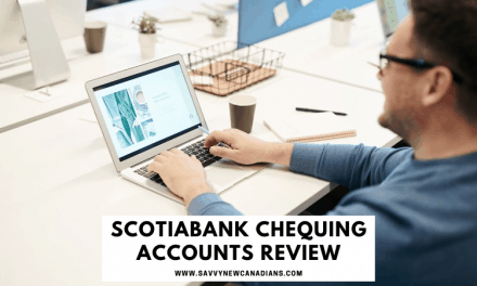 Scotiabank Chequing Accounts for 2021