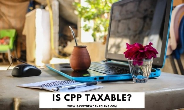 Is CPP Taxable?