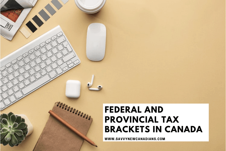 tax brackets and tax rates in canada