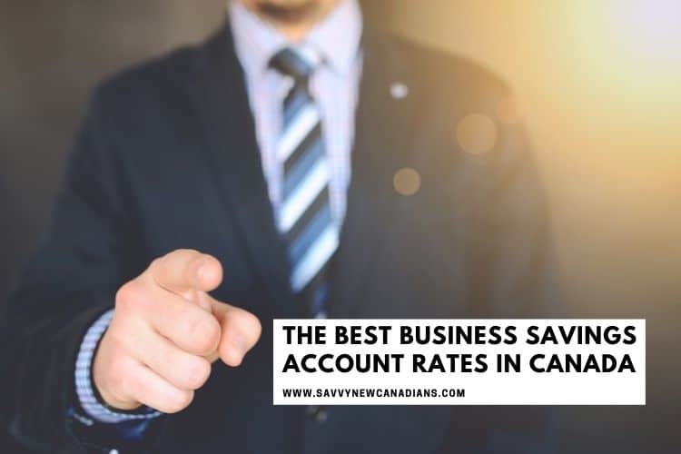 top business bank accounts in canada