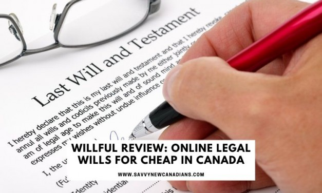 Willful Review: Legal Online Will For Cheap in Canada ($20 Discount)