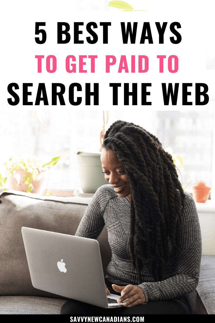 5 Ways To Get Paid To Browse The Internet