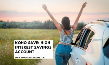 KOHO Save – Earn A 1.2% High Interest Rate