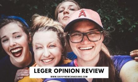 LEO Survey (Leger Opinion) Review: Legit Survey Site?