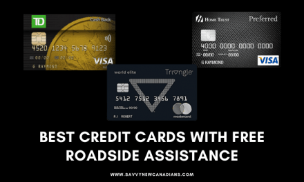 Best Canadian Credit Cards With Free Roadside Assistance