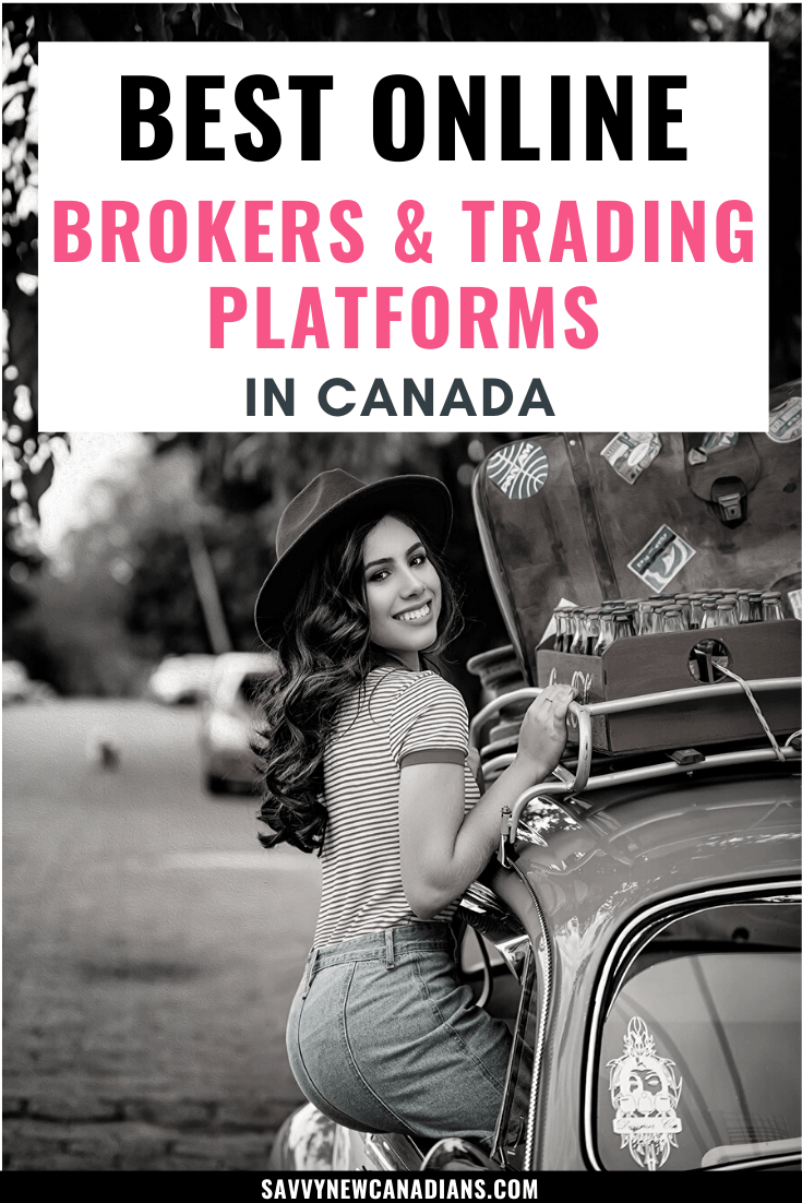 Best Online Brokers and Trading Platforms in Canada