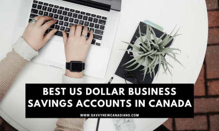 Best US Dollar Business Savings Accounts in Canada