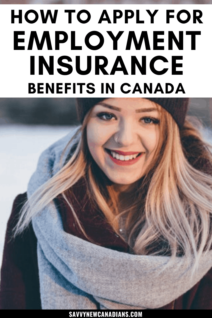 How To Apply For Employment Insurance and EI Sickness Benefits