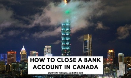 How To Close a Bank Account in Canada