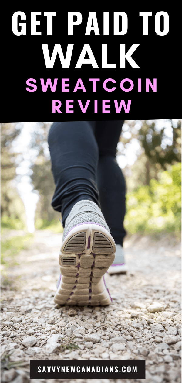 Sweatcoin Review: Get Paid To Walk and Exercise
