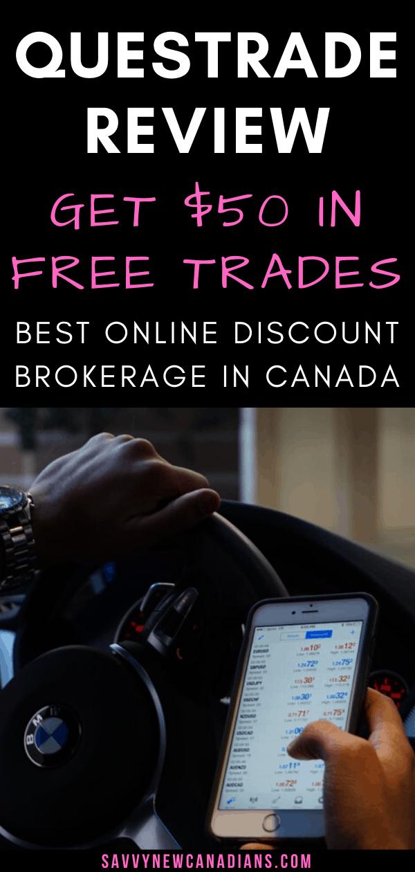 Questrade Review: Best Canadian Online Discount Brokerage