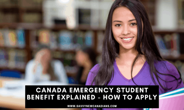 The Canada Emergency Student Benefit For Students and Recent Graduates Who Dont Qualify For CERB or EI