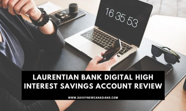 Laurentian Bank Digital High Interest Savings Account Review