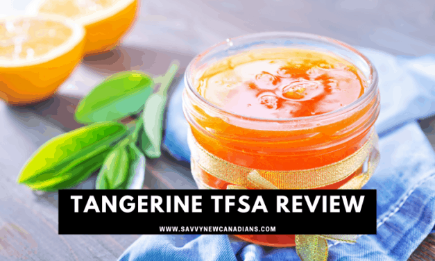 Tangerine TFSA Accounts Review