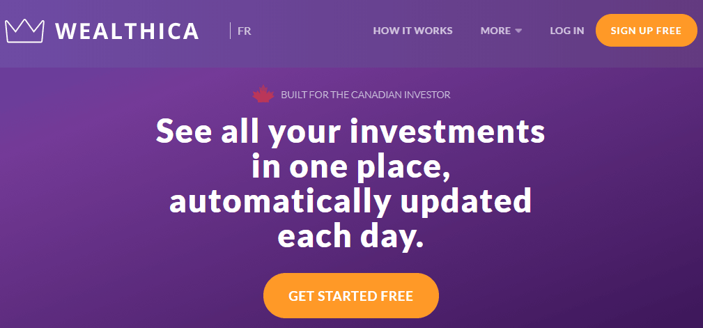 Wealthica review