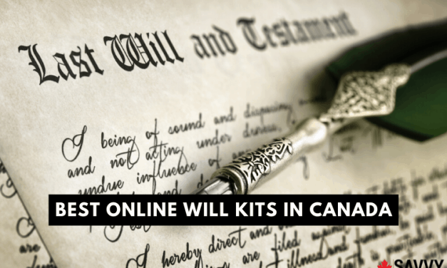 Best Online Will Kits in Canada