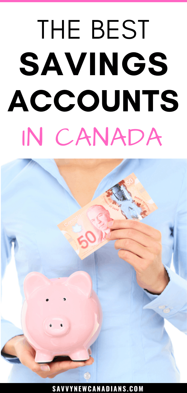 Best Savings Accounts in Canada in 2020