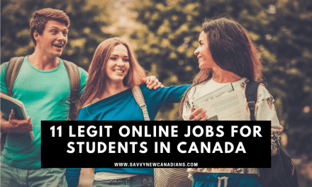 11 Legit Online Jobs for Students in Canada