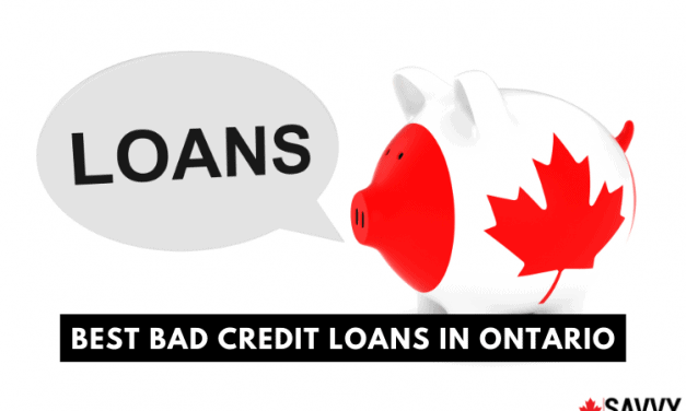 Best Bad Credit Loans in Ontario Canada