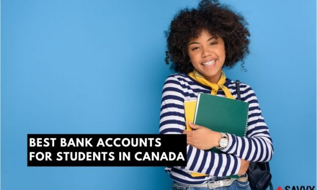 The Best Bank Accounts for Students in Canada