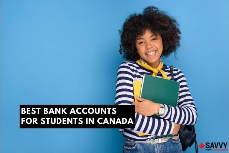 best bank accounts students in canada