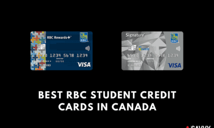 Best RBC Student Credit Cards in Canada