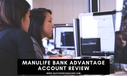 Manulife Bank Advantage Account Review