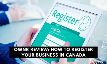 Ownr Review: How To Register Your Business Easily in Canada