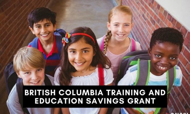 BCTESG British Columbia Training and Education Savings Grant Explained