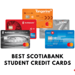 Best Scotiabank Student Credit Cards