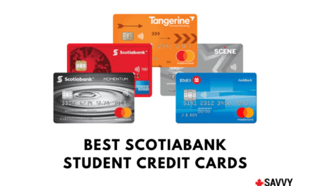 Best Scotiabank Student Credit Cards in 2021