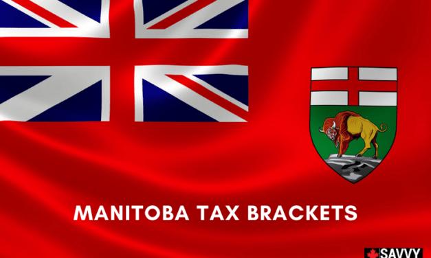 Manitoba Tax Brackets 2020