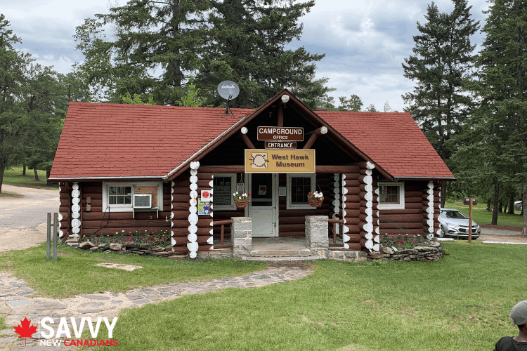 West Hawk Museum