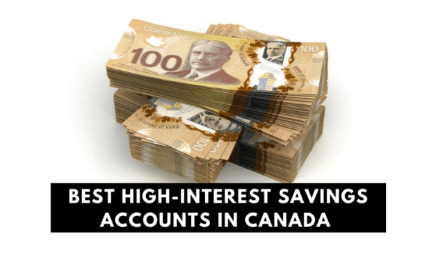 Best High-Interest Savings Accounts in Canada for 2020