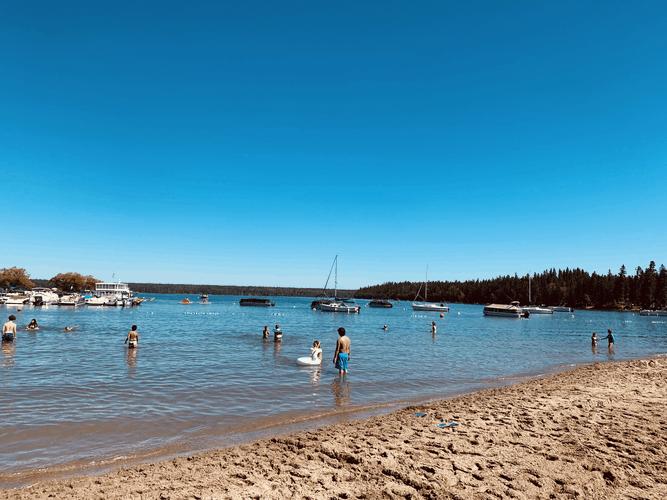Clear Lake Beach